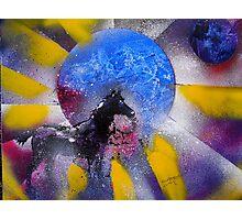 """Cosmic Trigger"" :) Photographic Print"