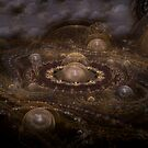 The Emanation of Wealth by Craig Hitchens - Spiritual Digital Art