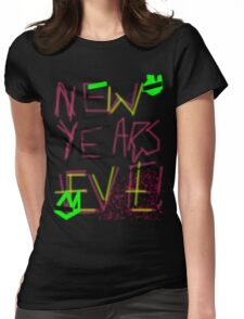 NEW YEAR'S EVE SUM UP COLLECTION 2012 Womens Fitted T-Shirt