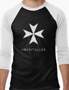 Knights Hospitaller Men's Baseball ¾ T-Shirt