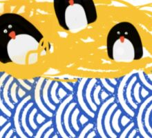 Penguine Sticker