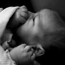 Toby, less than one day old. by geof