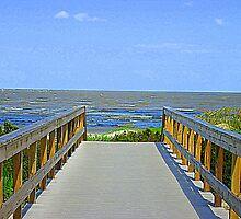 Bridge to Paradise by graceforever57