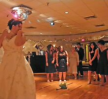 What Happened to the Bouquet? by Bernadette Claffey