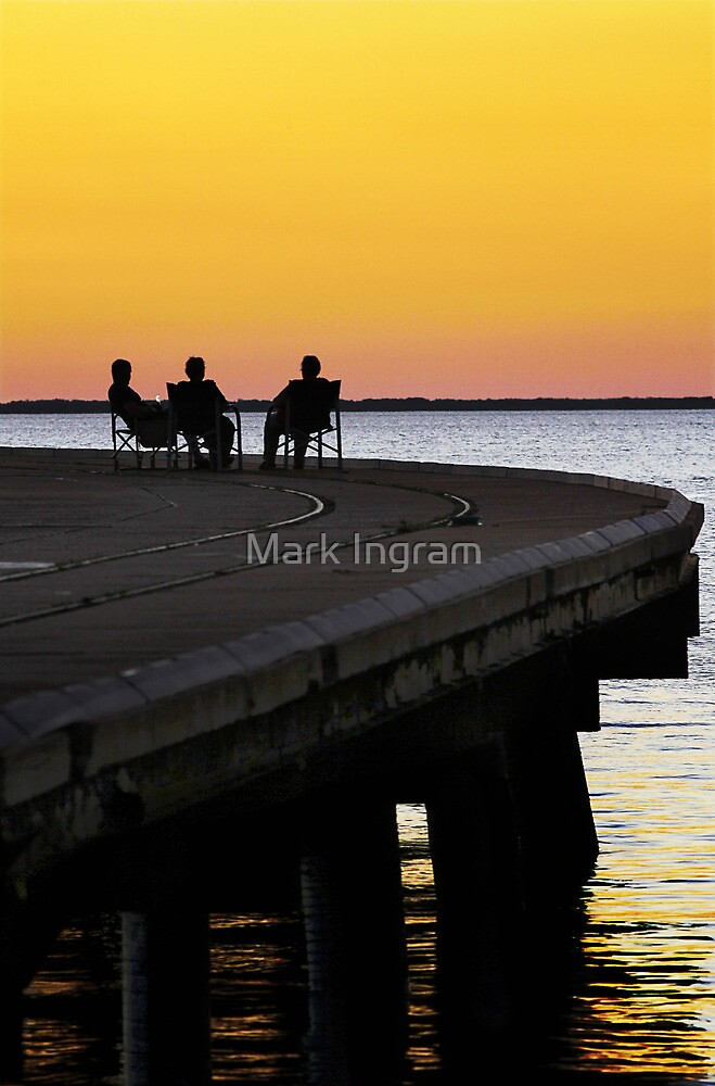 Friday Afternoon by Mark Ingram