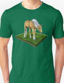 3D Horse Unisex T-Shirt