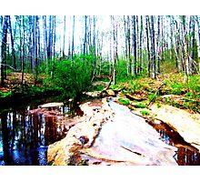 Streams Photographic Print