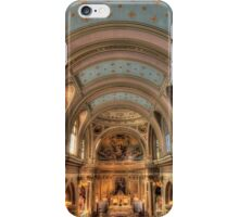 St. Mary of the Angels iPhone Case/Skin