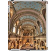 St. Mary of the Angels iPad Case/Skin