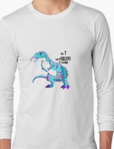 Trans TREX Long Sleeve T-Shirt