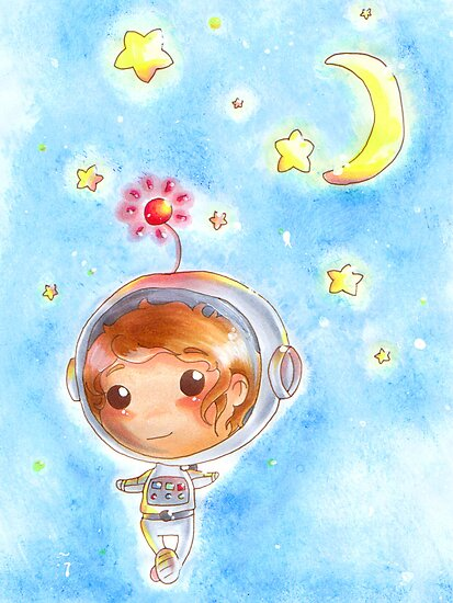 Spaceman by Lixxie-B