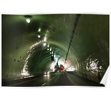 Tunnelling Under Los Angeles Poster