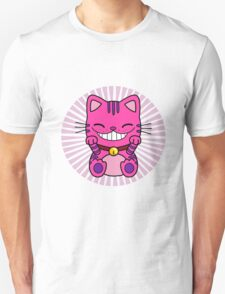 maneki cheshire Unisex T-Shirt