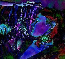 Sleeping Flower by Sarah N. Hood