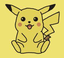 Pikachu Semi-Transparent Kids Clothes