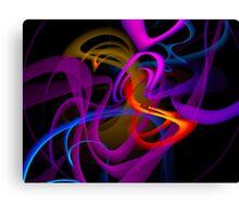 eco colors Canvas Print