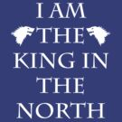 I Am The King In The North by ashedgreg