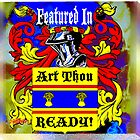 Art Thou Ready? Banner by Seth  Weaver