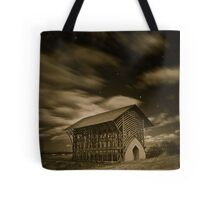 Shrine at Night (simulated) Tote Bag