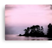 A Moment Of Tranquility Canvas Print