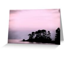 A Moment Of Tranquility Greeting Card