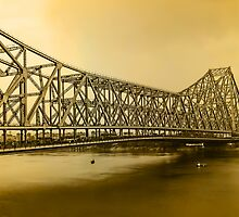 Howrah Bridge by Mukesh Srivastava