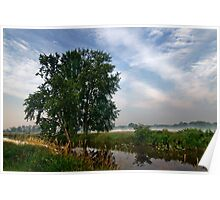 Chippewa inlet III Poster