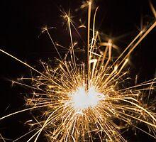 Pyrotechnics I by Sarah N. Hood