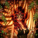 Tropical Masquerade by shutterbug2010