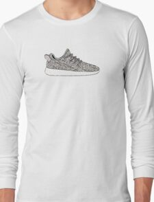 Yeezy Boost 350 Long Sleeve T-Shirt