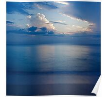 Dawn on the South China Sea. Poster