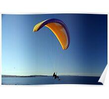 Paraglider Poster