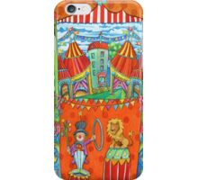 CIRCUS KUPUS iPhone Case/Skin