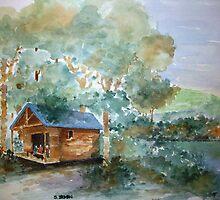 Camping by SAMIR SOKHN
