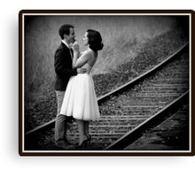 once upon a time ,,, Canvas Print
