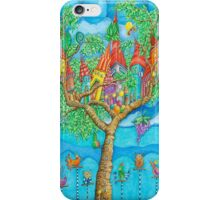 Tree House - Fantasy Word iPhone Case/Skin