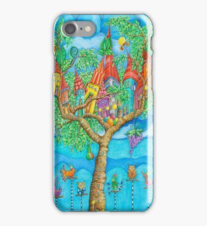 Tree House - Fantasy Word iPhone Case/Skin