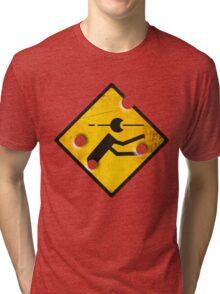 SNIPER Tri-blend T-Shirt