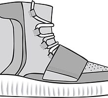 Yeezy Boost by tee4daily