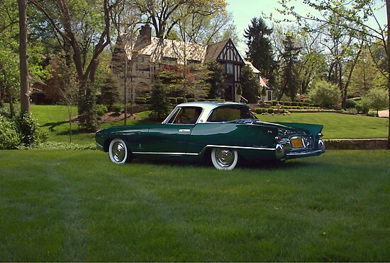 1956 Nash Rambler Palm Beach  by TeeMack