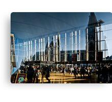 Cologne Central Station Canvas Print
