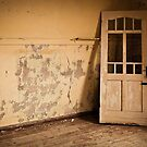 Mystery Behind the Old Door by Jill Fisher