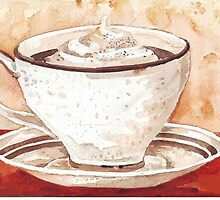 O Magic Cup by Maree  Clarkson