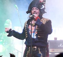 Adam Ant by MichealMoran