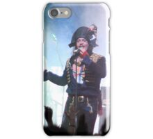 Adam Ant iPhone Case/Skin