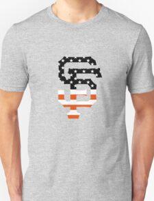 San Francisco Giants Flag Logo T-Shirt