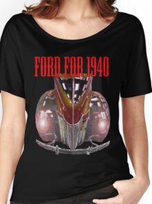 1940 Ford Women's Relaxed Fit T-Shirt