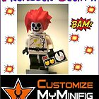 Customize My Minifig Collector Card 2 - Custom LEGO® 'Professor Boom' by Chillee