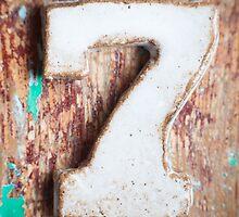 Number VII s2 by MikkoEevert