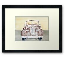 Packard 1940 Framed Print